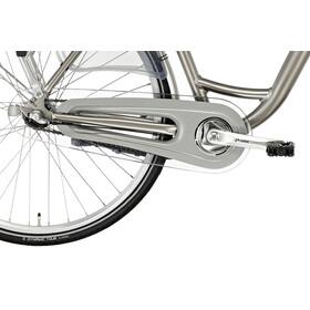 Hollandia Cava - Vélo de ville Femme - 3sp argent